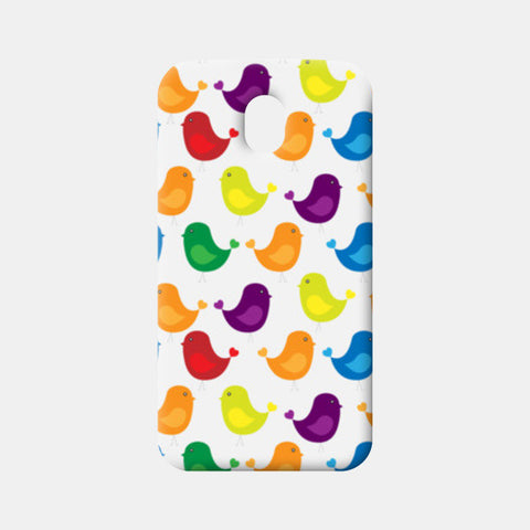 Birds seamless pattern Moto G3 Cases | Artist : Designerchennai