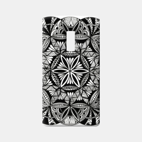 Zen-Flower of Life One Plus Two Cases | Artist : Chaitanya Deepti