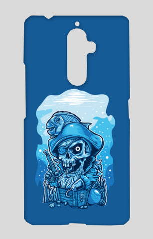 Cartoon Pirates Lenovo K8 Note Cases | Artist : Inderpreet Singh