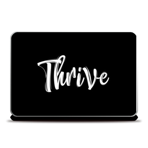 Thrive Laptop Skins | Artist : Creative DJ