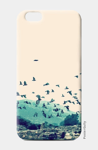 Haunted iPhone 6/6S Cases | Artist : The Storygrapher