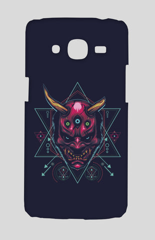 The Mask Samsung Galaxy J2 2016 Cases | Artist : Inderpreet Singh