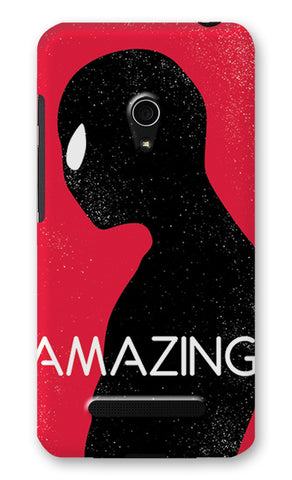 Amazing Spiderman Minimal | Asus Zenfone 5 Cases