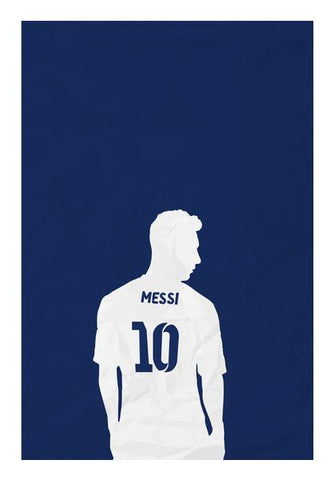 PosterGully Specials, Messi 2 Wall Art | Artist : Arif Ahmad, - PosterGully