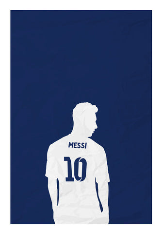 Wall Art, Messi Wall Art | Artist : Arif Ahmad, - PosterGully