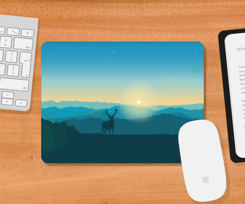 sunrise Mousepad | Artist : NextDesigns