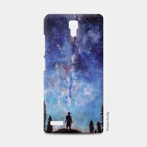 Redmi Note Cases, A quiet darkness Redmi Note Cases | Artist : Sukanya Chakraborty, - PosterGully