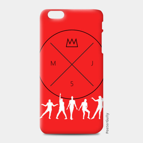 iPhone 6 Plus / 6s Plus Cases, Power Of Dance iPhone 6 Plus / 6s Plus Cases | Artist : MJ5 Officials, - PosterGully