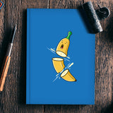 Sliced Banana Notebook | Artist : Inderpreet Singh