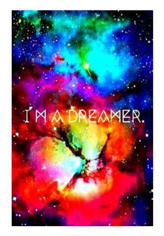 Im a dreamer Wall Art | Artist : avanthi amarnath