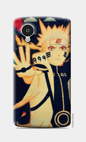 Nexus 5 Cases, Naruto-Blood moon Nexus 5 Case | Artist:Abhilash Katta, - PosterGully