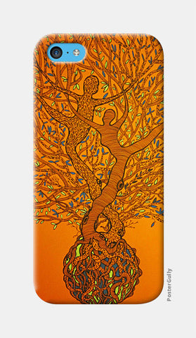 Tree of life iPhone 5c Cases | Artist : Priyabrata Roy Chowdhury