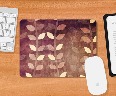 Mousepad, Leaves Mousepad | Artist : Arpita Gogoi, - PosterGully