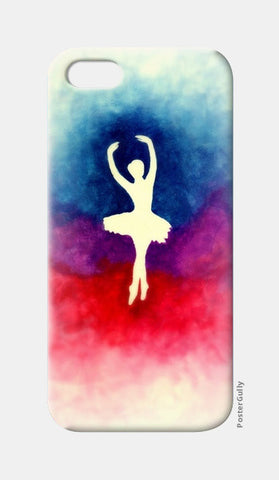 Ballerina | Dance | Music 3 iPhone 5 Cases | Artist : Miraculous