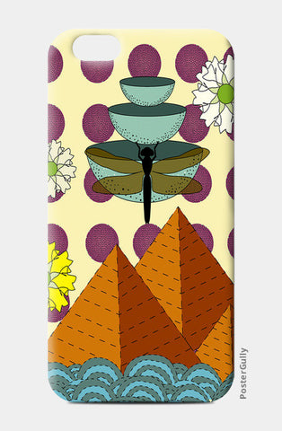 Life iPhone 6/6S Cases | Artist : Jignesh Waghela