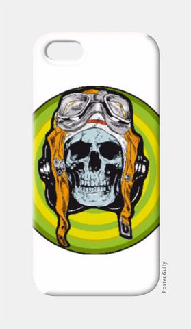 iPhone 5 Cases, Pilot Skull iPhone 5 Case | Md Hafiz Shaikh, - PosterGully
