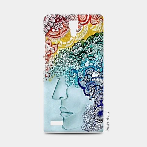 Redmi Note Cases, Flying through a dream Redmi Note Cases | Artist : Himani Mahajan, - PosterGully