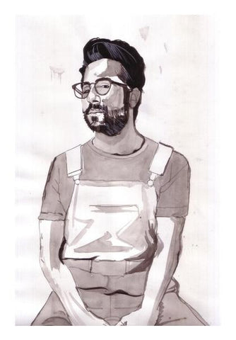 PosterGully Specials, Ayushmann Khurrana is a talented actor Wall Art | Artist : HeartAtArt, - PosterGully