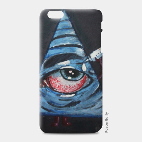 Trippy eye @srijana's iPhone 6 Plus/6S Plus Cases | Artist : srijana giri
