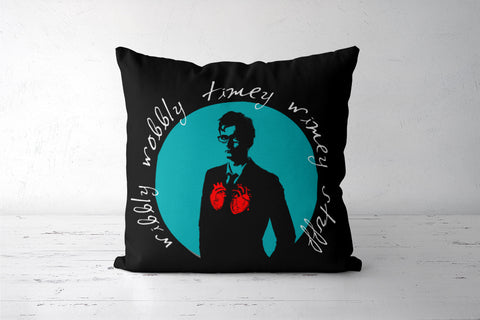 Doctor Who - The Tenth Doctor Cushion Cover | Hardy16_