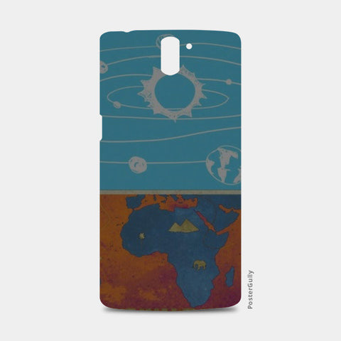 One Plus One Cases, Universe  One Plus One Cases | Artist : Paresh Godhwani, - PosterGully