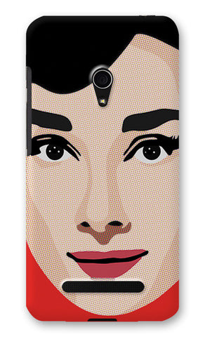 Audrey Hepburn Pop Art | Asus Zenfone 5 Cases
