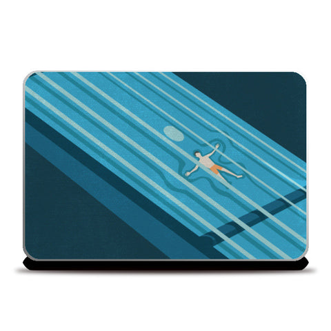 Dive in Music Laptop Skins | Artist : Malay Jain