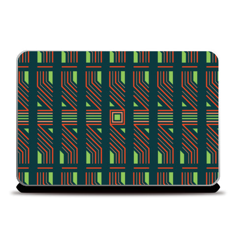 Pattern Digital Pulse Laptop Skins | Artist : Hardy16_