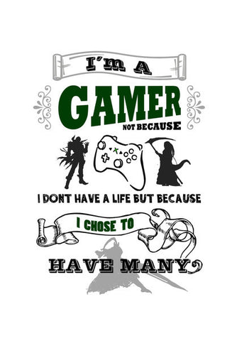 Wall Art, I'm a Gamer Wall Art | Artist : Shweta sharma, - PosterGully