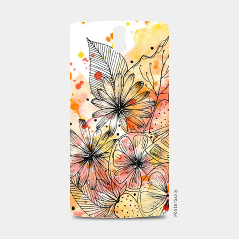 Fruit Punch One Plus One Cases | Artist : Swathi Kirthyvasan