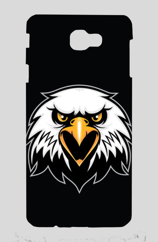 Mascot Head Of Eagle Samsung On Nxt Cases | Artist : Inderpreet Singh