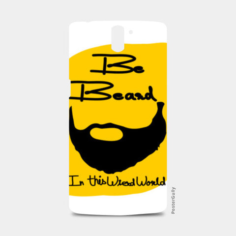 be beard One Plus One Cases | Artist : Keshava Shukla