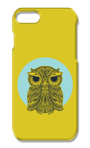 Owl iPhone 7 Plus Cases | Artist : Inderpreet Singh