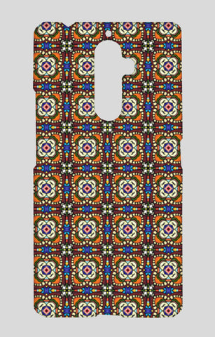 Tribal Moroccan Mosaic Tile Pattern Lenovo K8 Note Cases | Artist : Seema Hooda