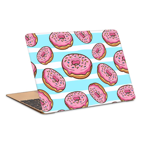 Donut Pop Art Laptop Skin
