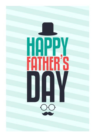 PosterGully Specials, Fun Father's Day Wall Art | Artist : Designerchennai, - PosterGully