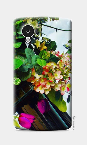 Nexus 5 Cases, Bouquet of Flowers Nexus 5 Cases | Artist : Yagneswar, - PosterGully
