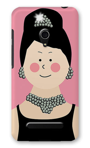 Audrey Hepburn Breakfast At Tiffany | Asus Zenfone 5 Cases