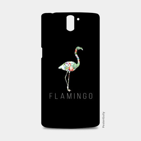Flamingo One Plus One Cases | Artist : DISHA BHANOT