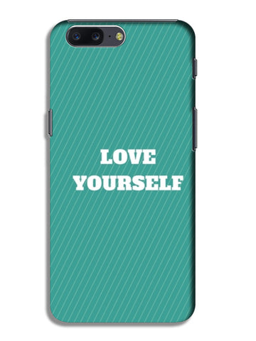 Love Yourself OnePlus 5 Cases | Artist : Pallavi Rawal