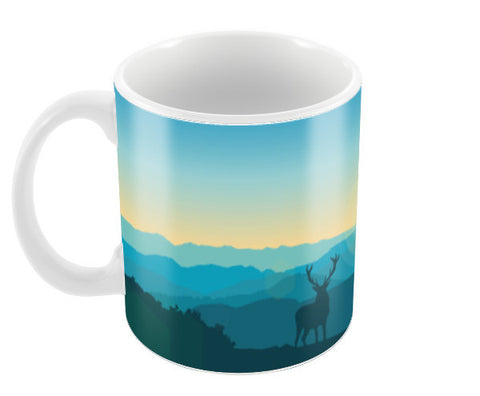 sunrise Coffee Mugs | Artist : NextDesigns