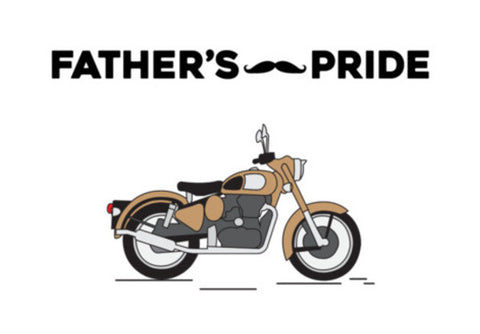 Father's Pride Wall Art  | Artist : Dishant Bhatia