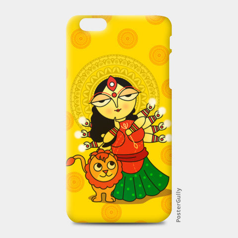 Dugga Dugga iPhone 6 Plus/6S Plus Cases | Artist : Aniket Mitra