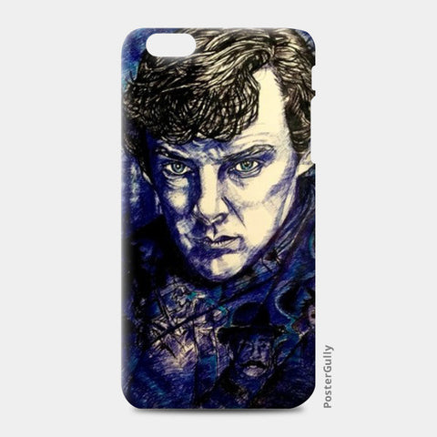 SHERLOCK iPhone 6 Plus/6S Plus Cases | Artist : abhrodeep mukherjee