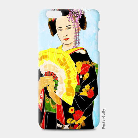 iPhone 6 Plus / 6s Plus Cases, Japanese Beauty iPhone 6 Plus / 6s Plus Cases | Artist : Divakar Singh, - PosterGully
