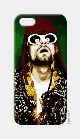 KURT COBAIN NIRVANA iPhone 5 Cases | Artist : Archit Bansal