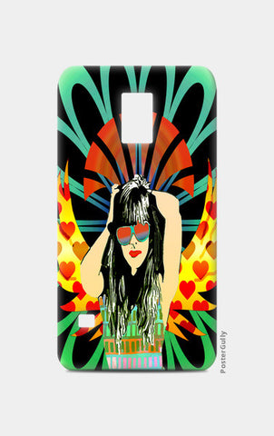 Woman of substance! Samsung S5 Cases | Artist : Design_Dazzlers