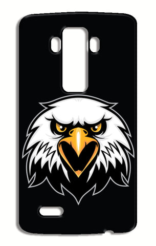 Mascot Head Of Eagle LG G4 Cases | Artist : Inderpreet Singh