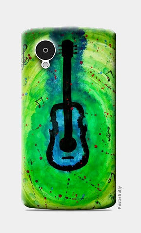 Nexus 5 Cases, Music Has No Language Nexus 5 Cases | Artist : Pallavi Rawal, - PosterGully