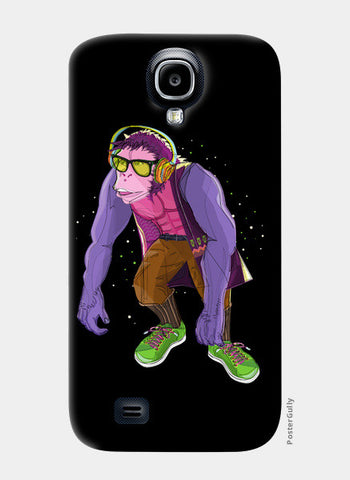 Samsung S4 Cases, Ape story Samsung S4 Cases | Artist : Binoodha Sasi, - PosterGully
